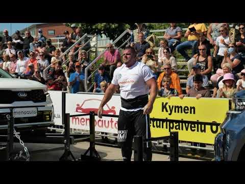 Embedded thumbnail for Juhász Péter - Strongman Champions League, Imatra 2021