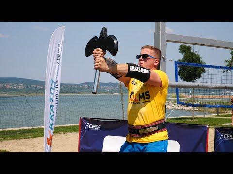 Embedded thumbnail for CESA® Strongman Liga 2. forduló - Gárdony - VVSI központ